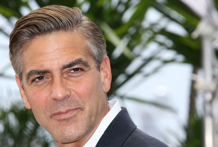 From geek to gorgeous!  George Clooney in pictures Geek_t30