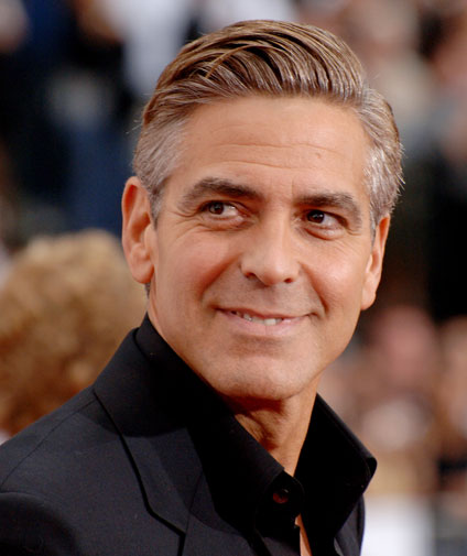 From geek to gorgeous!  George Clooney in pictures Geek_t31