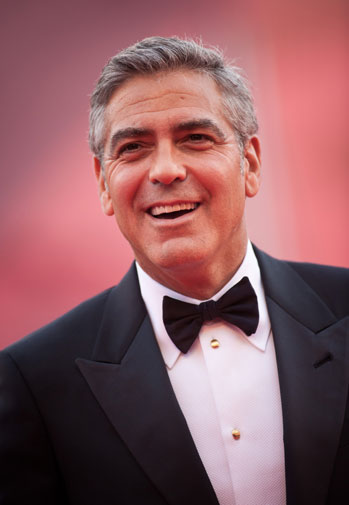 From geek to gorgeous!  George Clooney in pictures Geek_t33