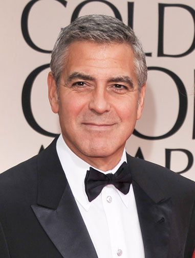 From geek to gorgeous!  George Clooney in pictures Geek_t35