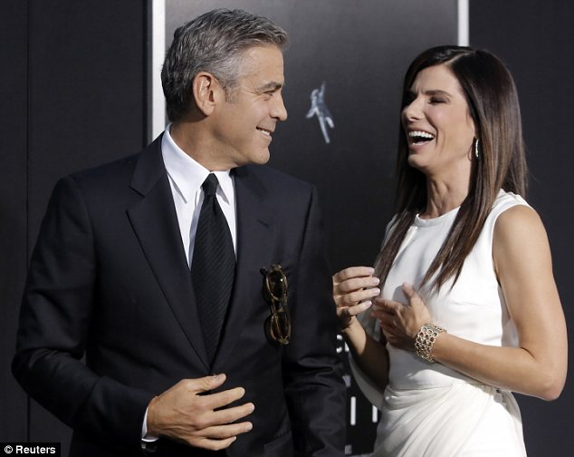 George Clooney at the Gravity, New York Premiere ~ Oct 01, 2013 Gravit11