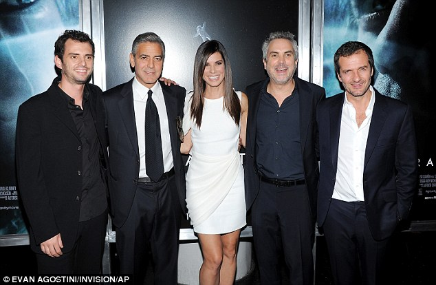 George Clooney at the Gravity, New York Premiere ~ Oct 01, 2013 Gravit15