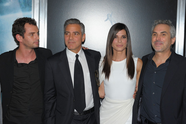 George Clooney at the Gravity, New York Premiere ~ Oct 01, 2013 Gravit18