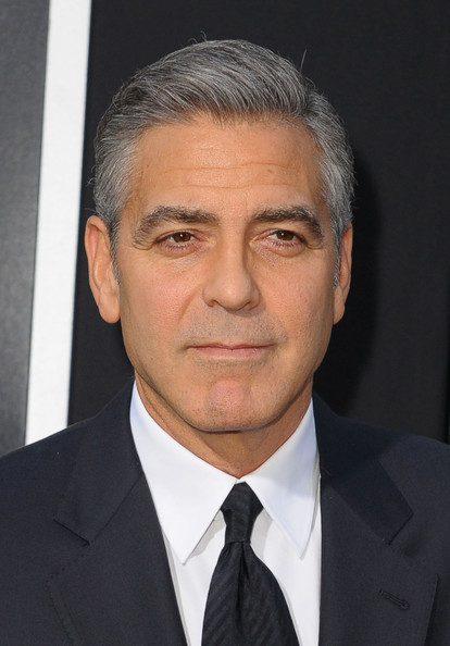 George Clooney at the Gravity, New York Premiere ~ Oct 01, 2013 Gravit23