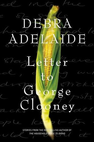 """""""Letter to George Clooney"""" - new book  Letter10"""