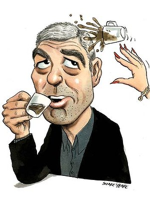 "George Clooney ""no coffee pod connoisseur,"" says Choice Nespre10"