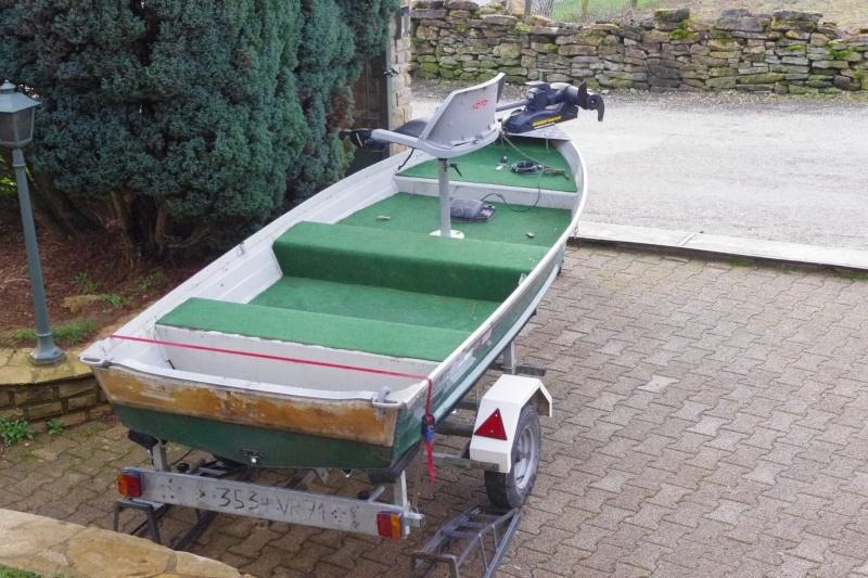 ciao quick silver ,bonjour carolifornia skiff!! Imgp1014