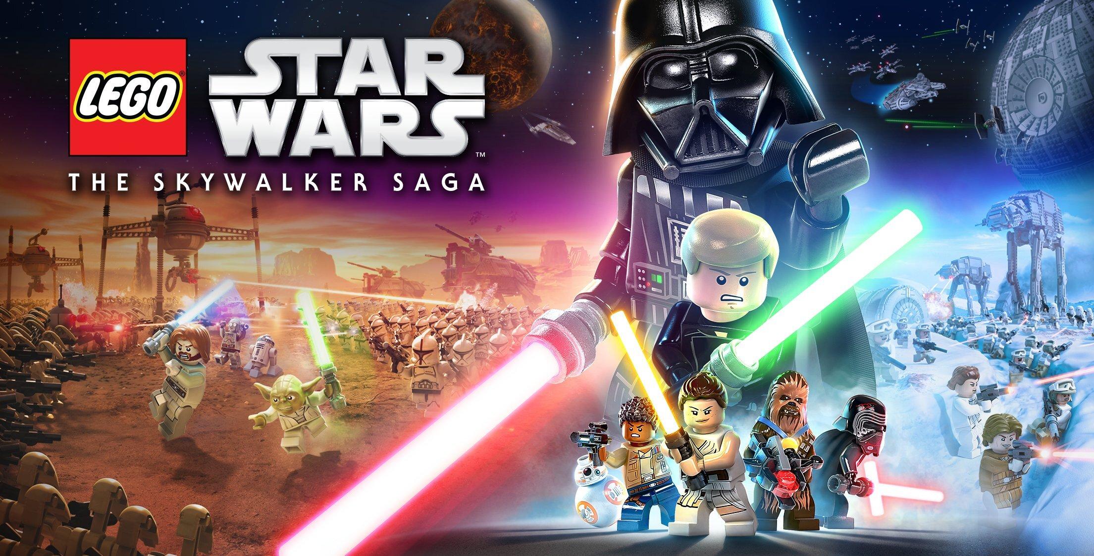 LEGO Star Wars : La Saga Skywalker sortira au printemps 2021 15885910