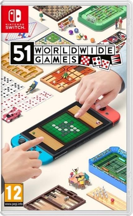 Nintendo présente son catalogue pour les Fêtes de fin d'année 51jeux10