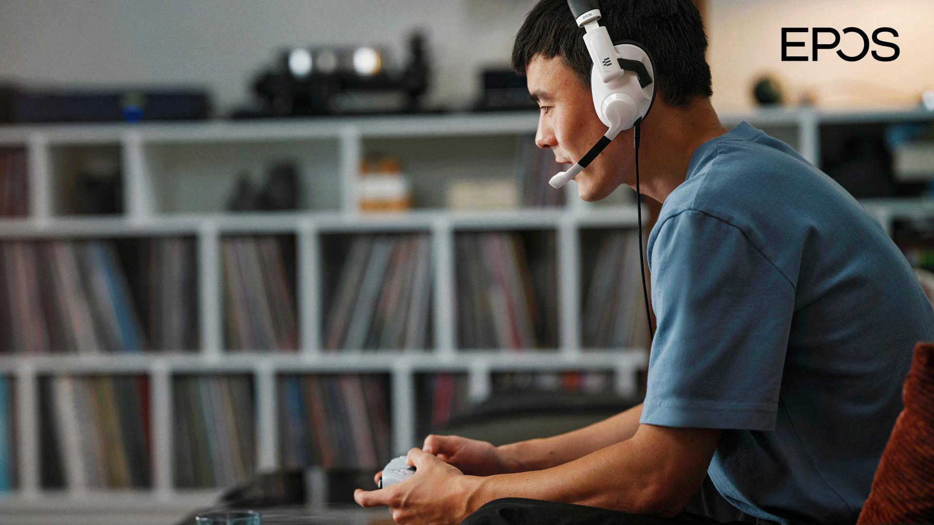EPOS H3 Gaming : Nouvelle génération de casque gaming haute gamme 66070510