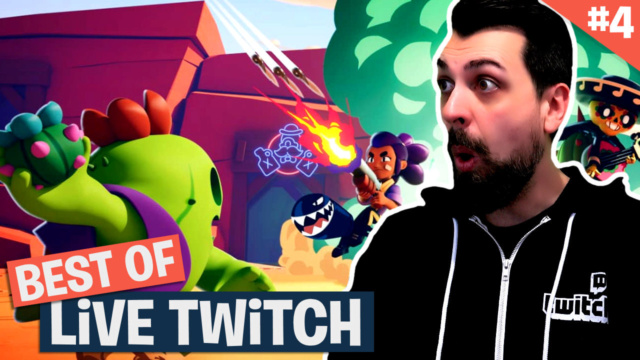 BEST OF TWITCH - Top de mes lives stream | #4 Best-o10