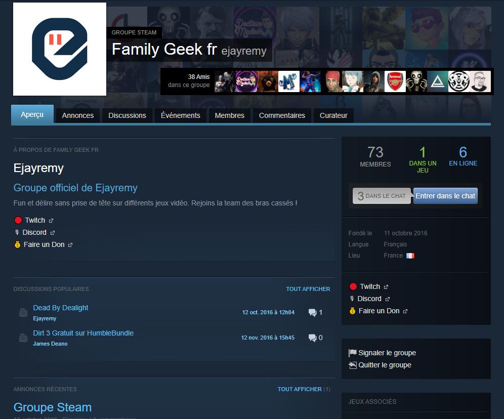 STEAM - Groupe officiel Ejayremy Family Geek Captur28