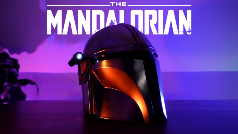 Casque The Mandalorian Hasbro Star Wars Black Series Casque12