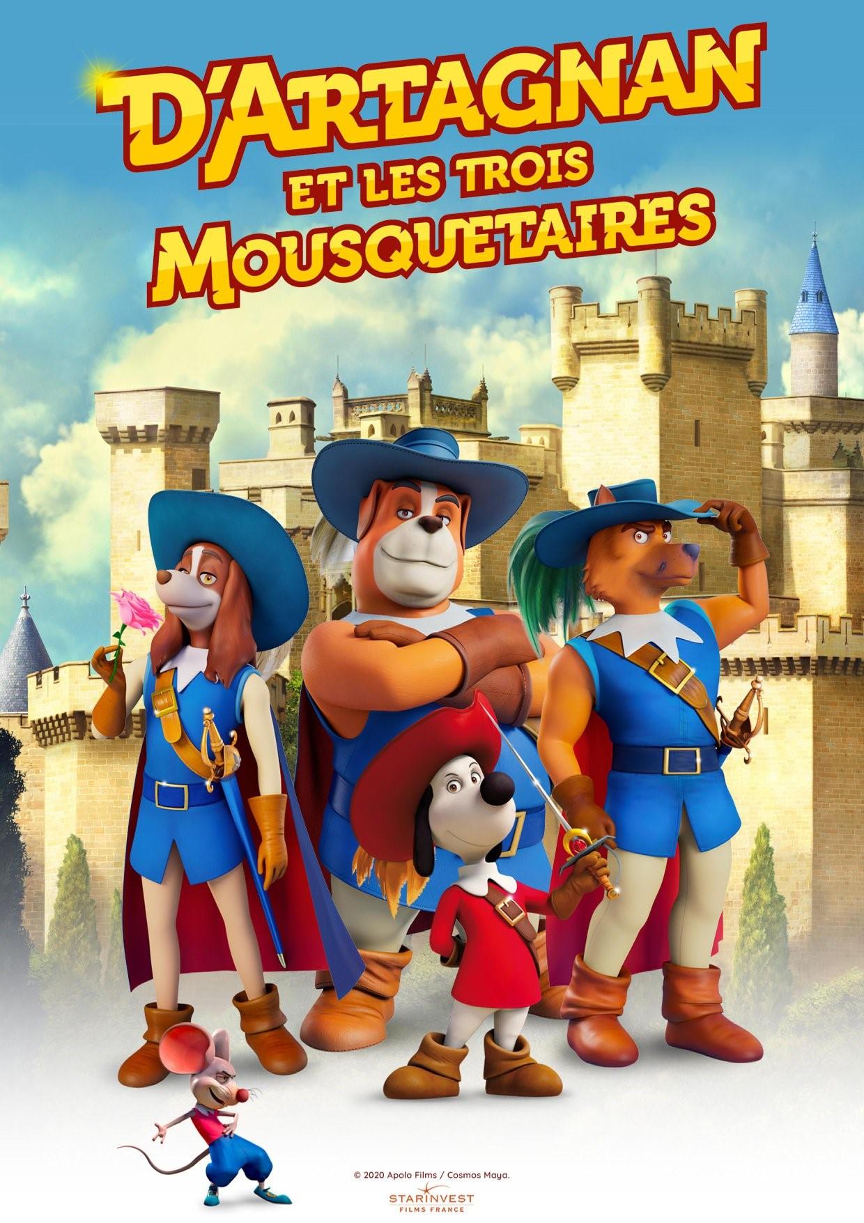 D'Artagnan et Les Trois Mousquetaires enfin au cinéma D_arta10
