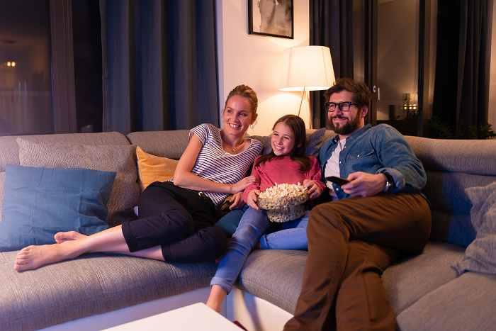 Utiliser Internet pour profiter des films à la maison: Conseils de devolo pour le streaming Devolo10