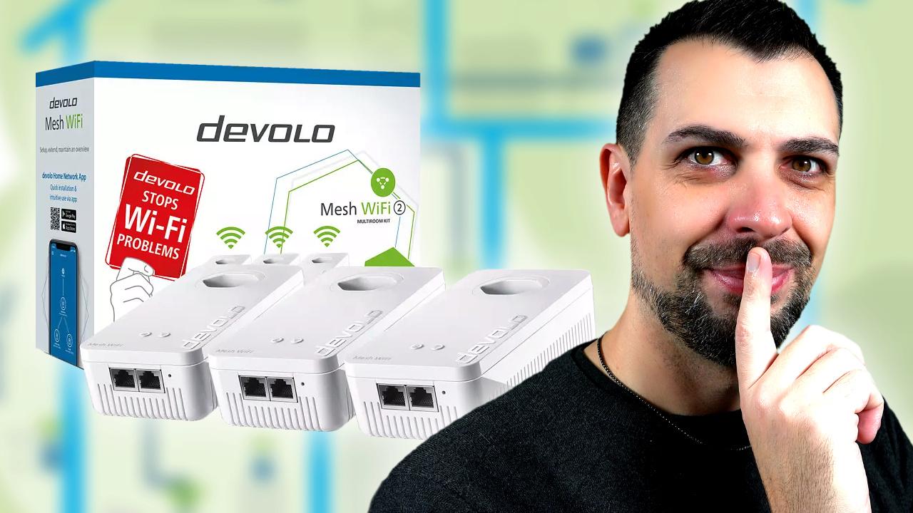 Comment optimiser son réseau internet Devolo12