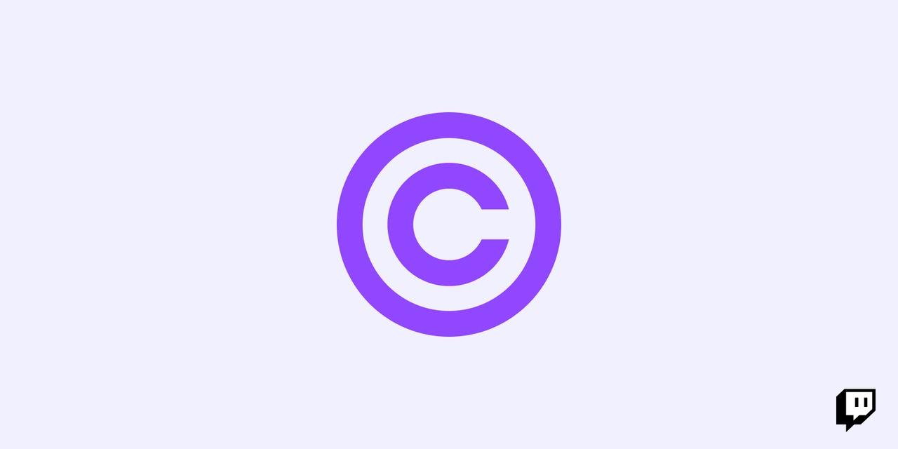 Réclamations pour atteintes aux droits d'auteur de musique sur Twitch Dmca-b10