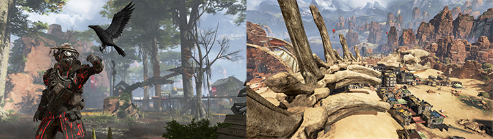 APEX LEGENDS - Un Battle Royale gratuit sur PC, PlayStation 4 et Xbox One Double10