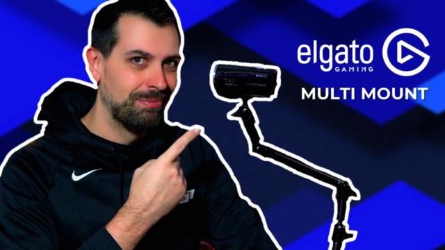 ELGATO MULTI MOUNT - Bras magique pour streamer & youtuber Elgato10