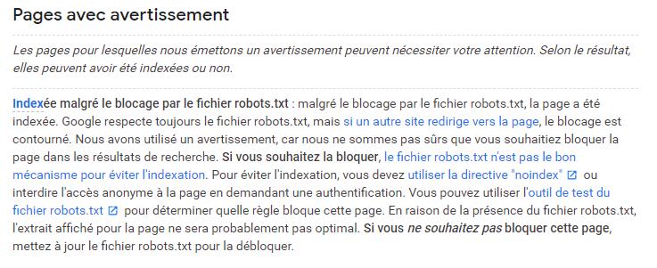 Erreur de référencement Google Search Console Fdf_er15