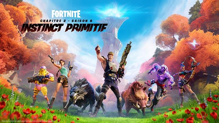 Fortnite : instinct primitif Fortni21