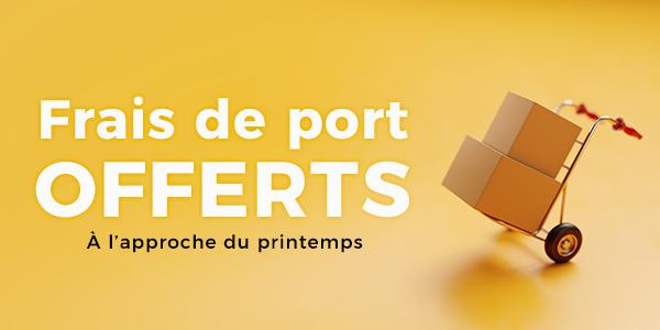 Boutique - Frais de port Offert Fraisd10