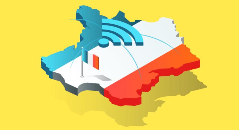 A quelle vitesse peut-on surfer sur Internet en France France10