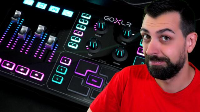 GoXLR - La meilleure table de mixage pour streaming Goxlr-10