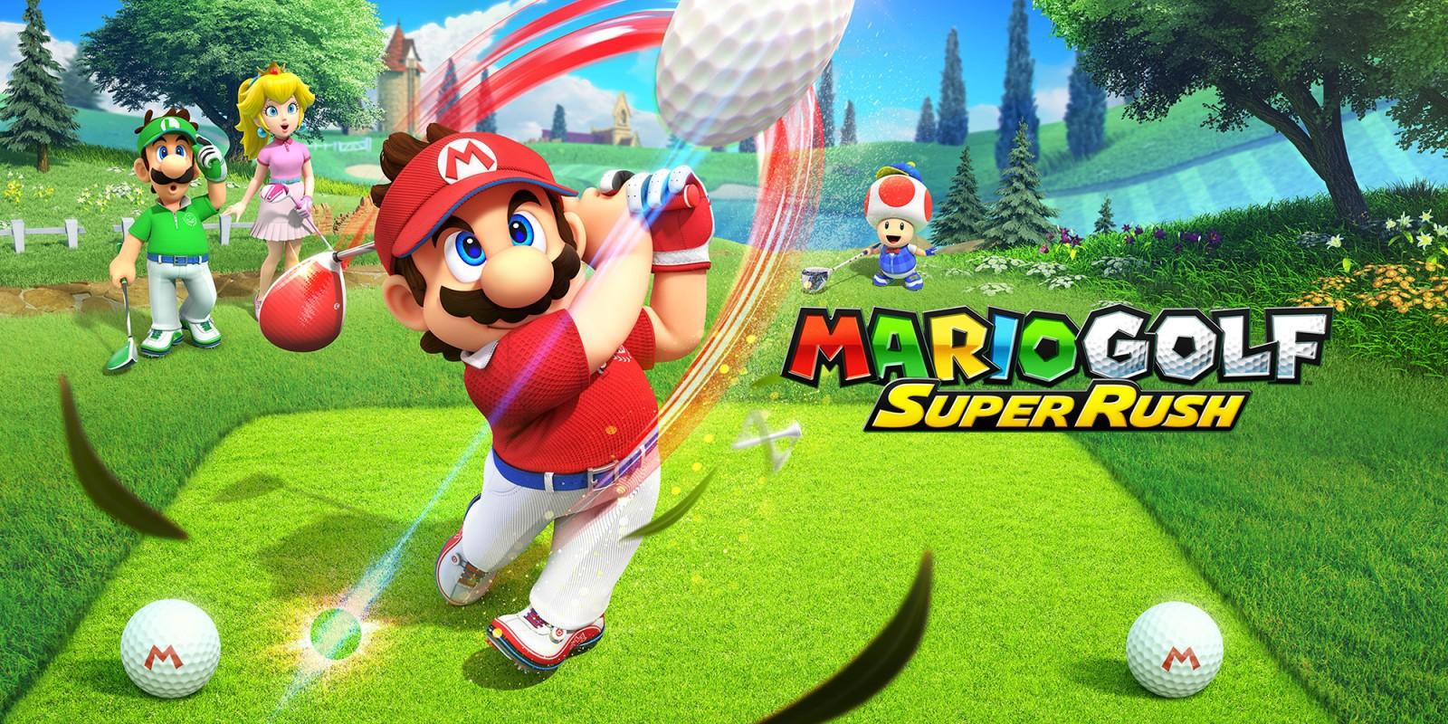 Mario Golf: Super Rush - Ses personnages, un nouveau mode de jeu et bien plus H2x1_n12