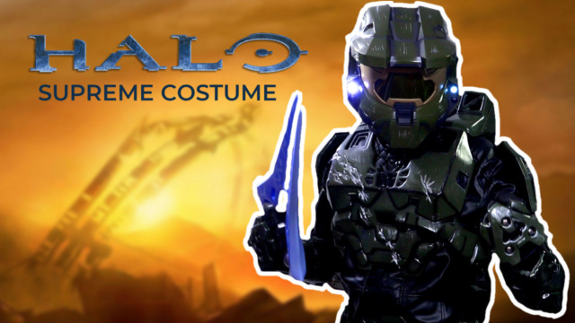 MON COSTUME HALO SUPRÊME EDITION Halo10