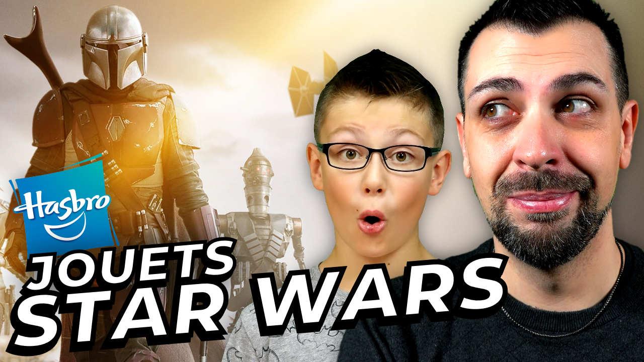 STAR WARS - Jeux et jouets Mandalorian pour Noël Hasbor10