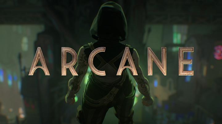 Netflix et Riot Games donnent vie à League of Legends avec la série animée Arcane Hmaqge10