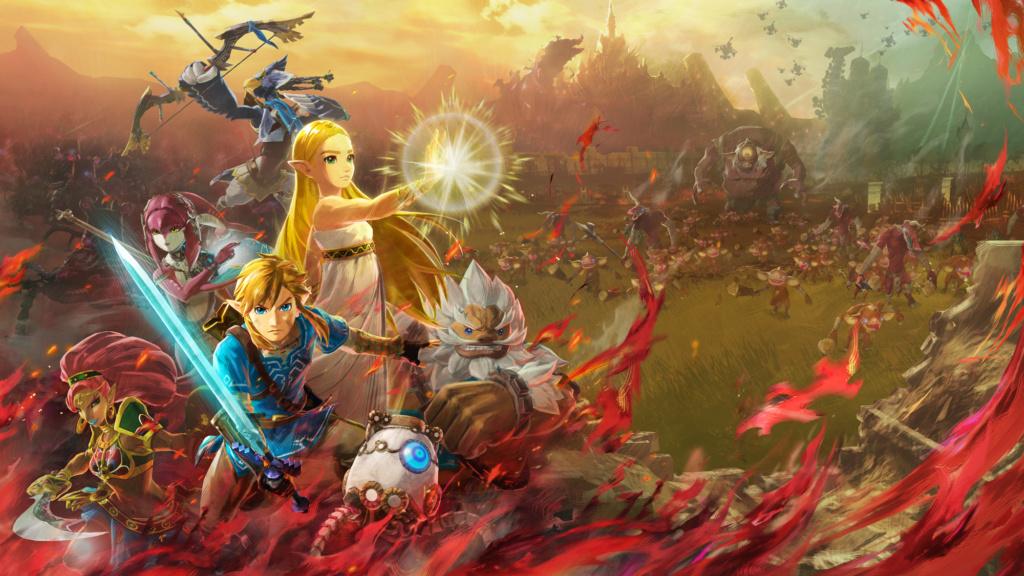 Hyrule Warriors L'Ère du Fléau - La légende est de retour Hyrule10