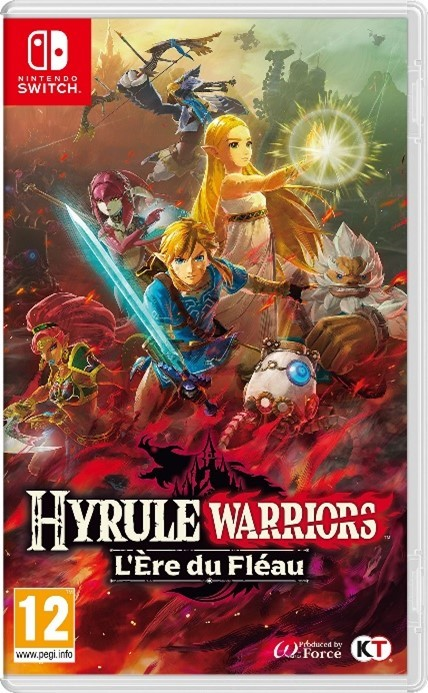 Nintendo présente son catalogue pour les Fêtes de fin d'année Hyrule11