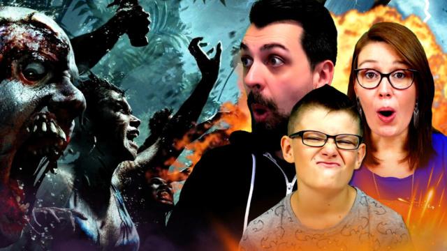 INOUIVR - On se fait attaquer par des zombies | Anvio Inouiv10