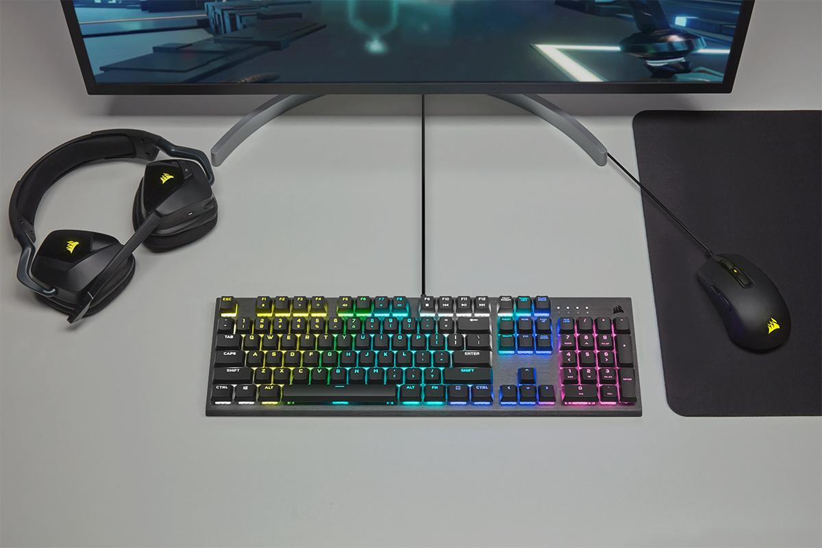 CORSAIR K60 RGB PRO - Présentation du nouveau clavier gaming mécanique K60_rg12