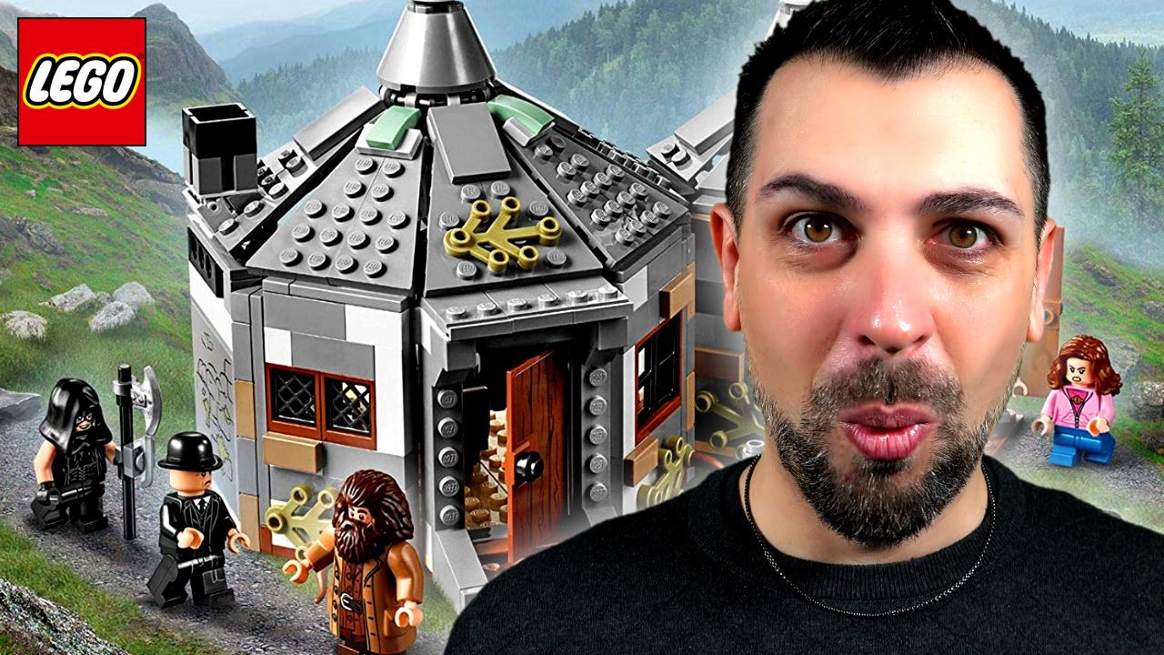 LEGO | La Cabane de Hagrid - Harry Potter (75947) Lego_h11
