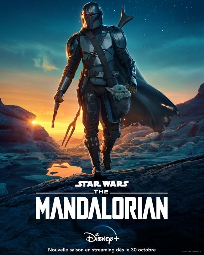 The Mandalorian saison 2 - Découvrez la bande-annonce et l'affiche Mandal11