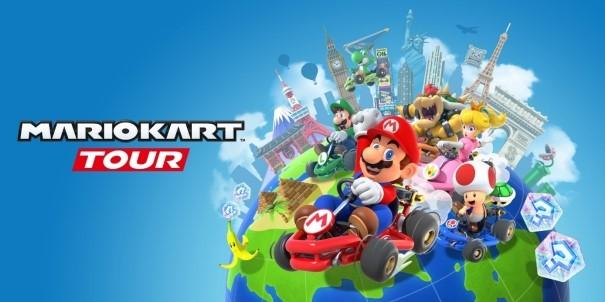 MARIO KART TOUR - Disponible sur smartphone Mario_10