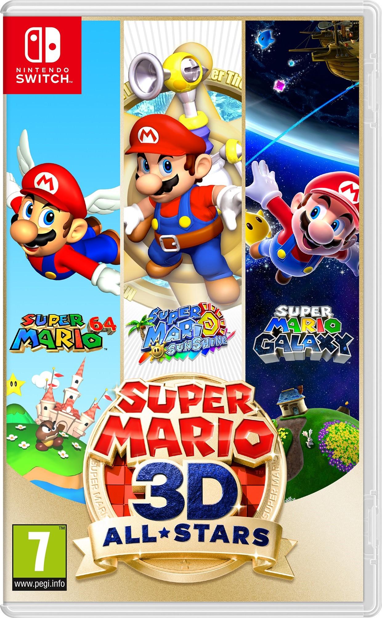 Nintendo présente son catalogue pour les Fêtes de fin d'année Mario_13