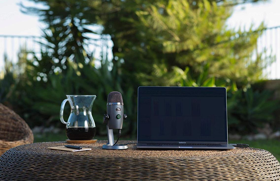 Blue présente le micro USB Yeti Nano dédié à l'enregistrement et au streaming Nano10