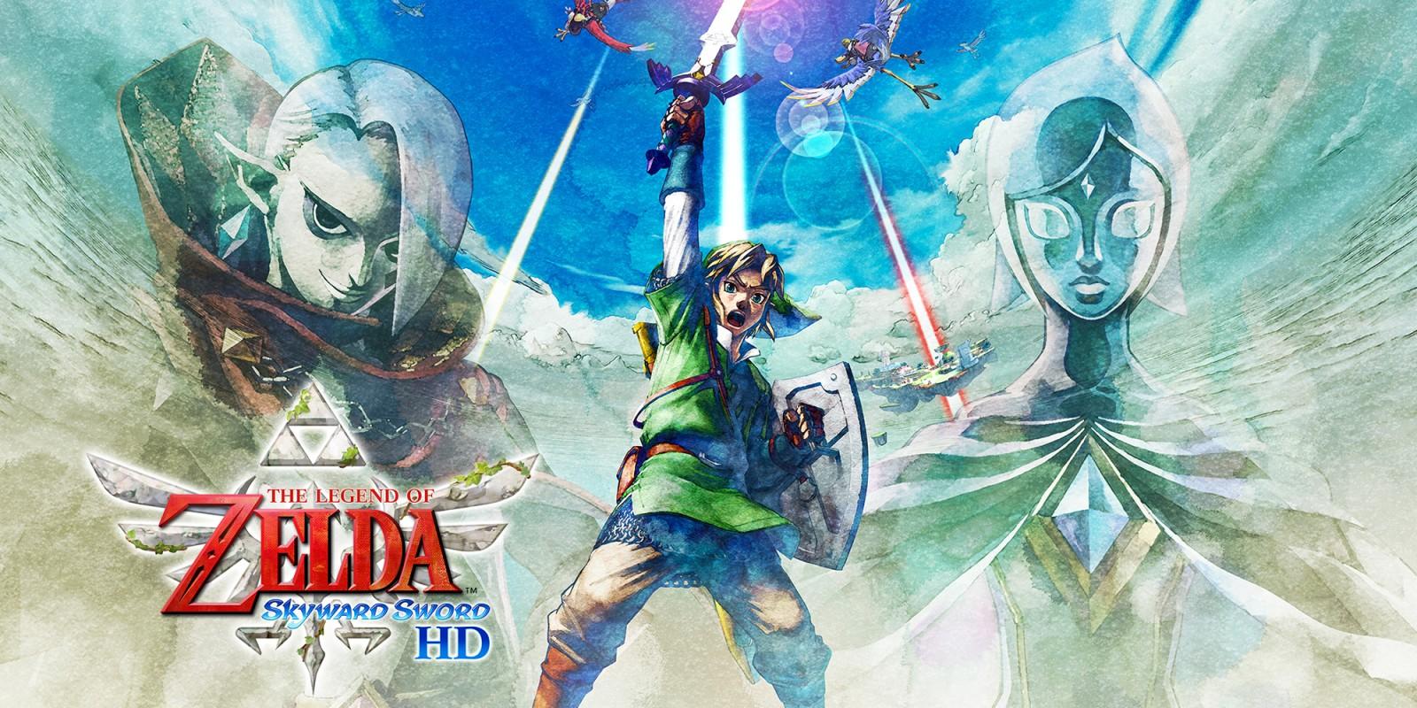 Zelda Skyward Sword HD Les améliorations pour le confort de jeu Nswitc10
