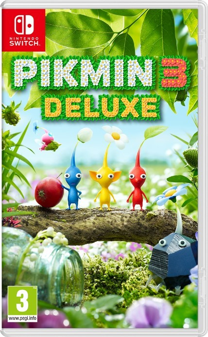 Nintendo présente son catalogue pour les Fêtes de fin d'année Pikmin11