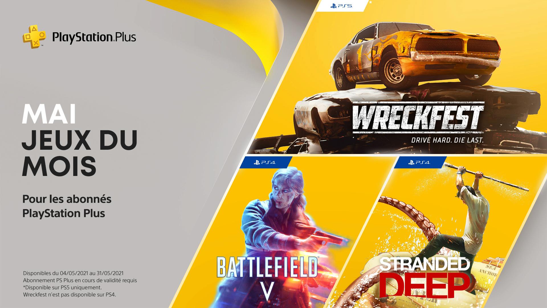 Les jeux PlayStation Plus de mai 2021 Playst14