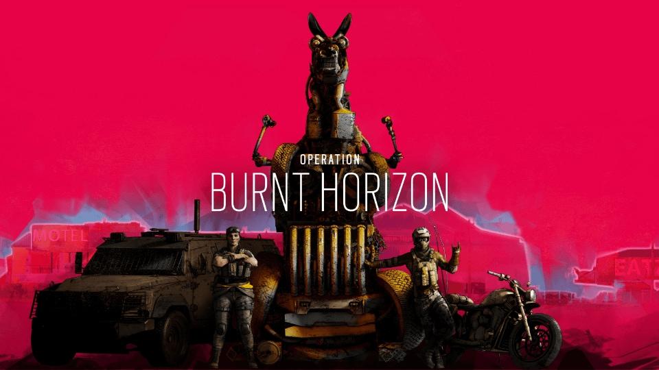 l'Opération Burnt Horizon de Tom Clancy's Rainbow Six Siege est disponible  R6s_bu10