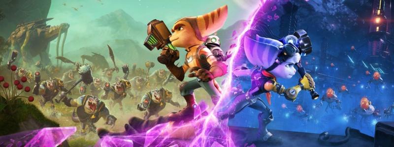Ratchet & Clank : Rift Apart : 16 minutes de gameplay 4K inédit Ratche10