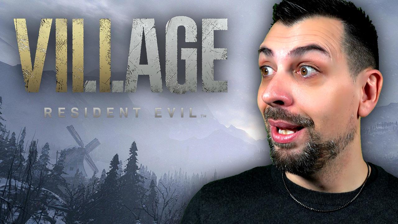 Resident Evil Village : Gameplay fr Reside13