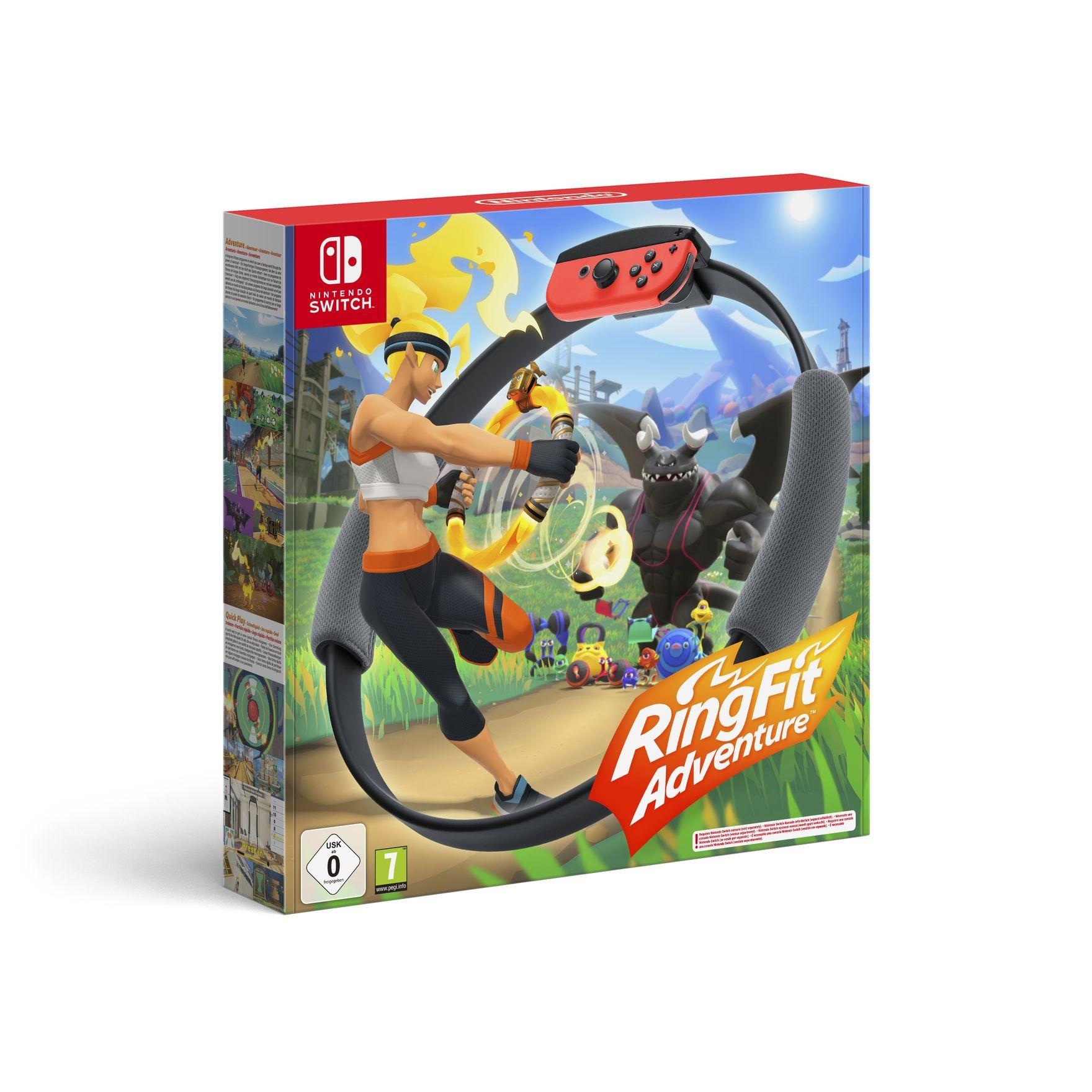 Nintendo présente son catalogue pour les Fêtes de fin d'année Ring_f10