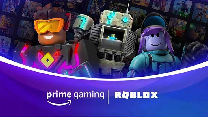 ROBLOX - Des items exclusifs tous les mois avec Prime Gaming Roblox10
