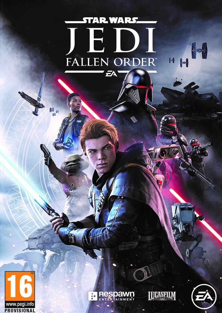 Star Wars Jedi: Fallen Order - Disponibles les jaquettes officielles sont ! Star_w12